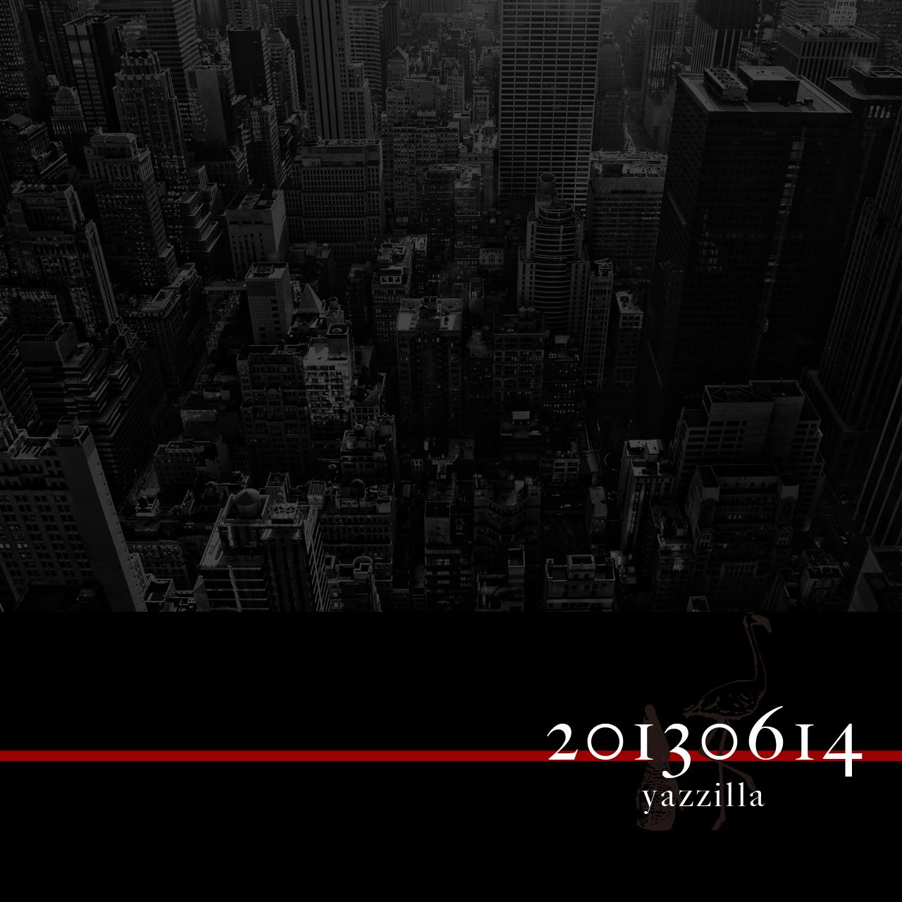 mixcloud : YAZZILLA LIVE REC [2013.06.14]公開中