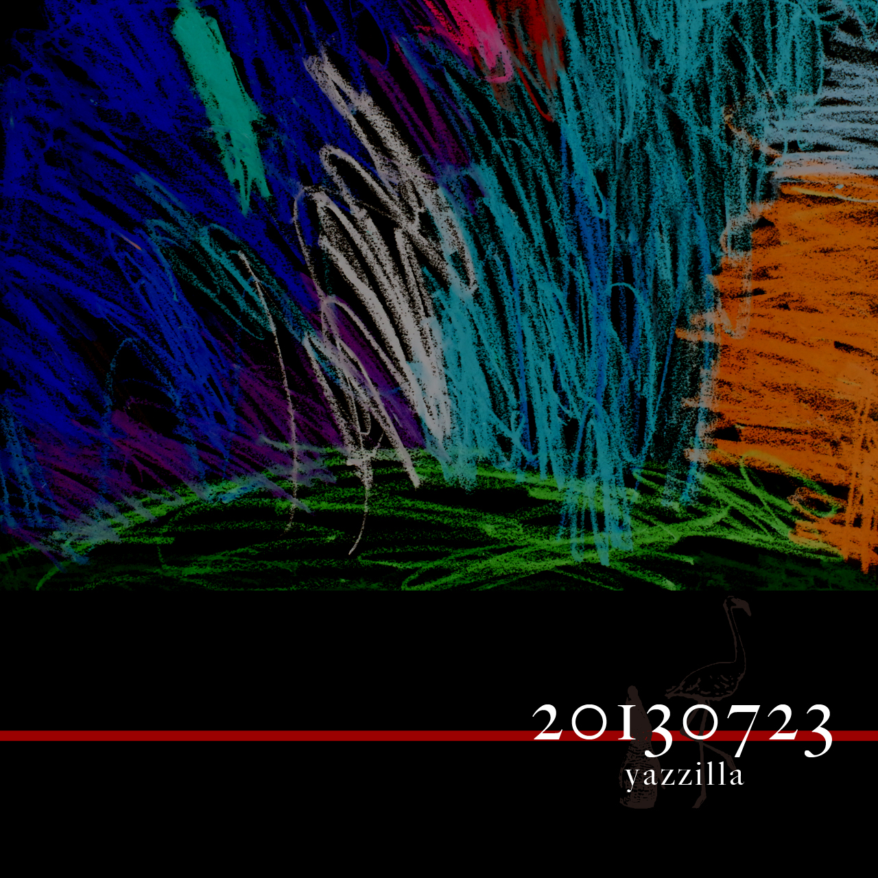 mixcloud : YAZZILLA LIVE REC [23.07.2013]公開中