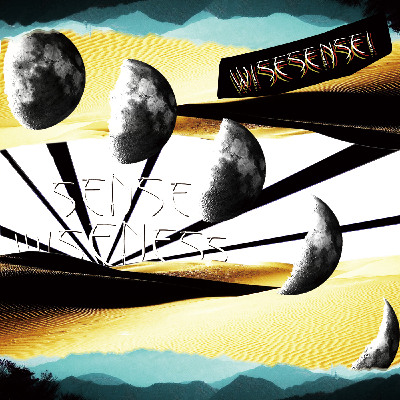 WISESENSEI / SENSE WISENESS CD ALBUM 2014.3.5 In Store